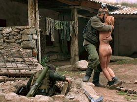 Ingeborga Dapkunaite nude - Voyna (2002)