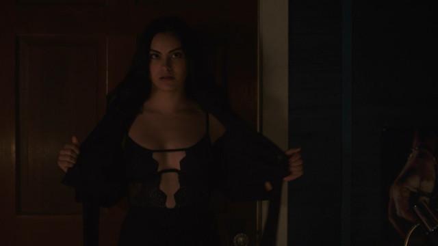 Camila Mendes sexy - Riverdale s02e20 (2018)