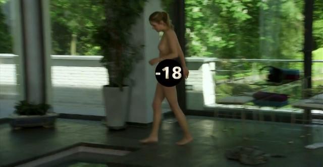 Laurence Arne nude - Moi, Michel G., milliardaire, maitre du monde (2011)