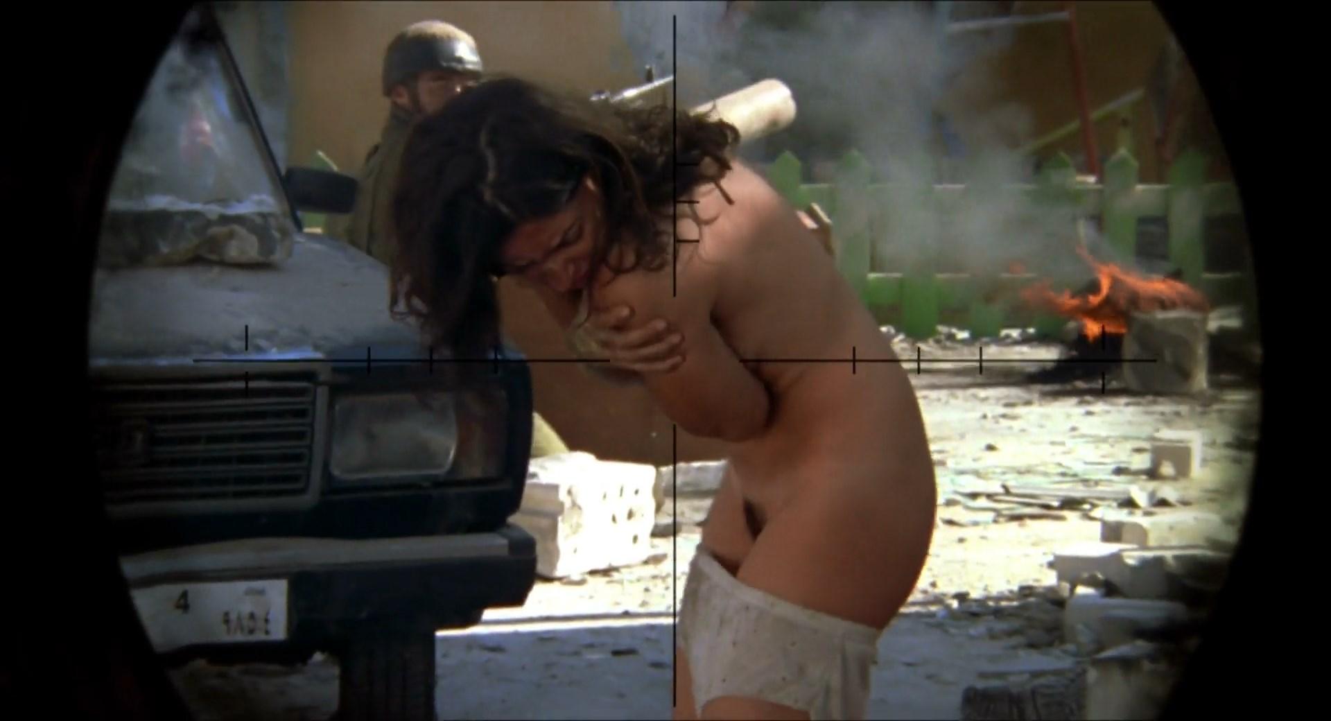 Reymond Amsalem nude - Lebanon (2009)