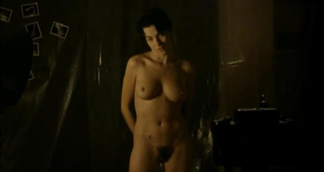 Stefania Rocca nude - Viol@ (1998)