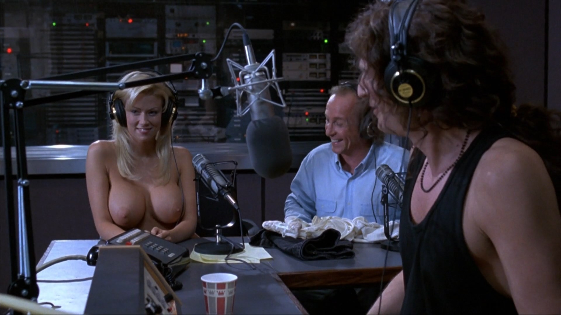 Nude Scene Howard Stern