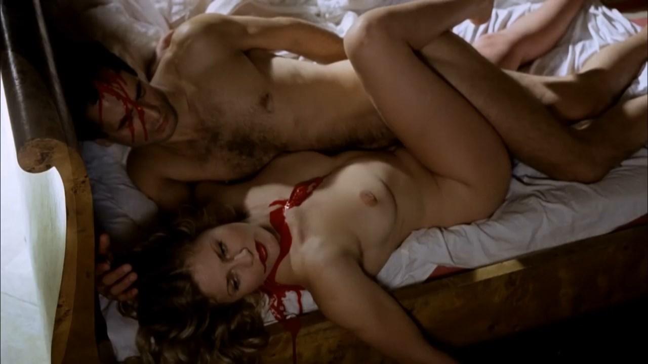 Grazyna Szapolowska nude - Medium (1985)