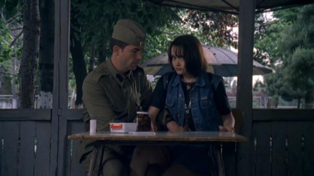 Dorina Chiriac nude - Terminus paradis (1998)