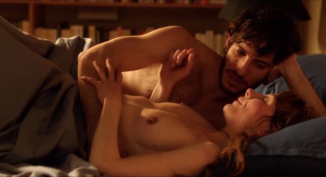 Julie Depardieu nude - Les Yeux Jaunes Des Crocodiles (2014)