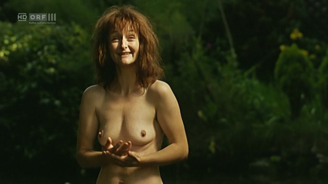 Regina Fritsch nude - Drei Herren (1998)