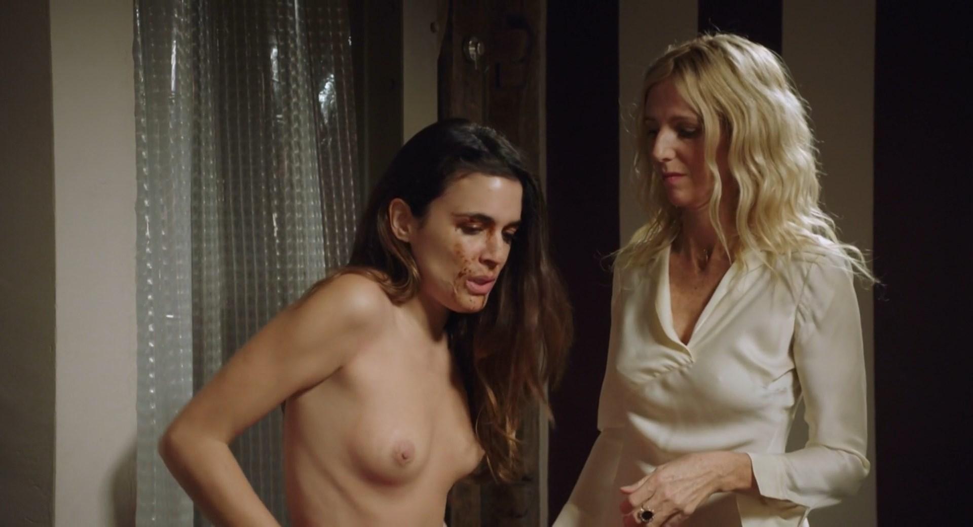 Adriana Ugarte nude - Amoureux de ma femme (2018)