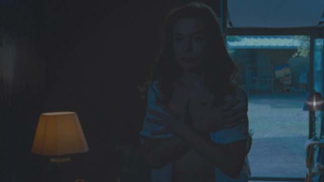Isabelle Huppert nude - Madame Hyde  (2017)