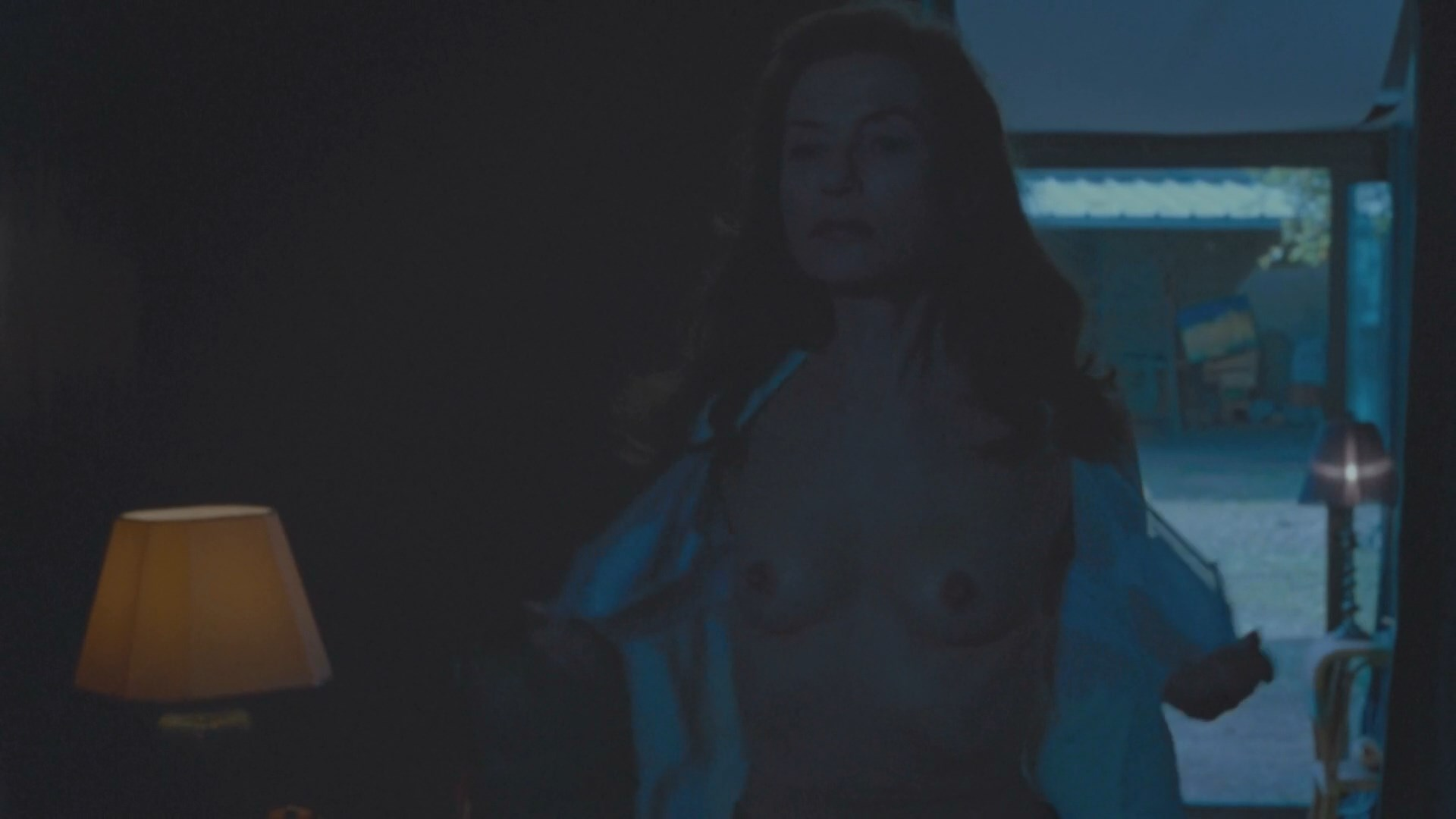 Isabelle Huppert nude - Madame Hyde  (2017)