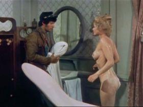 Karin Schubert nude - Tutti per uno... botte per tutti (1973)