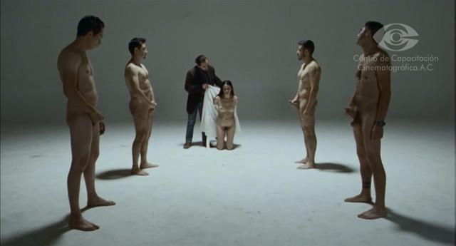 Lilia Mendoza nude - Clarisa (2012)