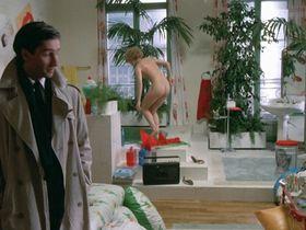 Grace De Capitani nude - Les ripoux (1984)