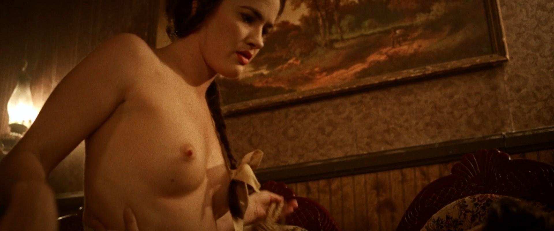 Anna Borchert nude - West of Hell (2018)