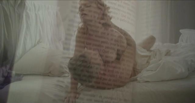 Mary Fournier nude - Une cadence rompue (2012)