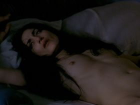 Ronit Elkabetz nude - Late Marriage (2001)