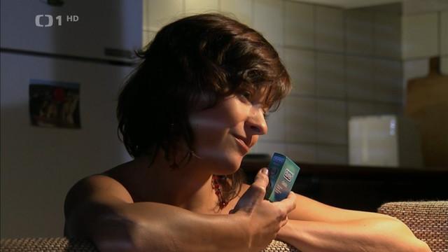 Kristyna Janackova nude - Policajti z centra (2008)