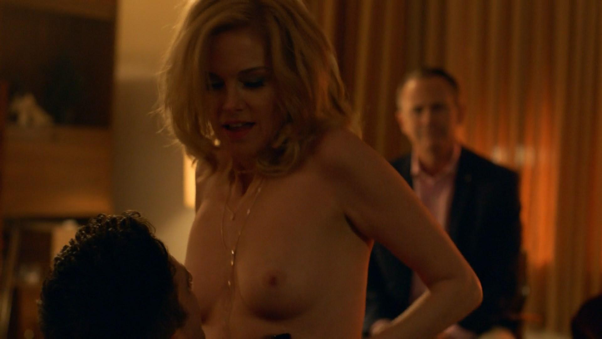 Cynthia Preston nude - Tom Clancy's Jack Ryan s01e03 (2018)