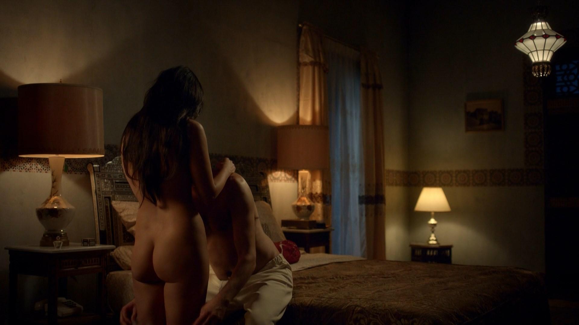 Dina Shihabi nude - Tom Clancy's Jack Ryan s01e02 (2018)
