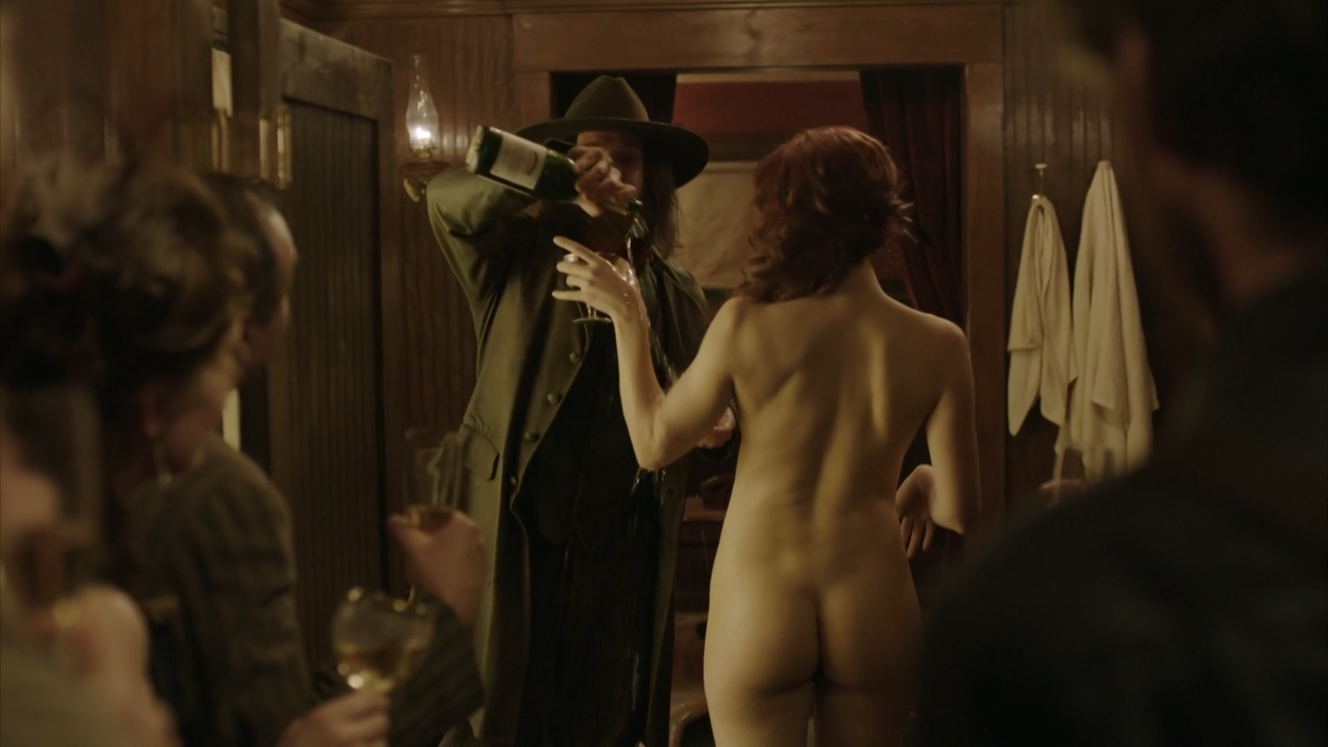 Nude conor leslie Conor Leslie