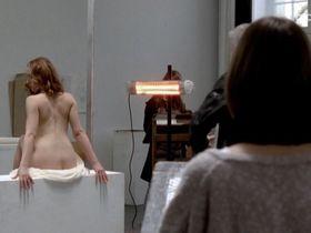 Brigitte Hobmeier nude - Tatort e773 (2010)