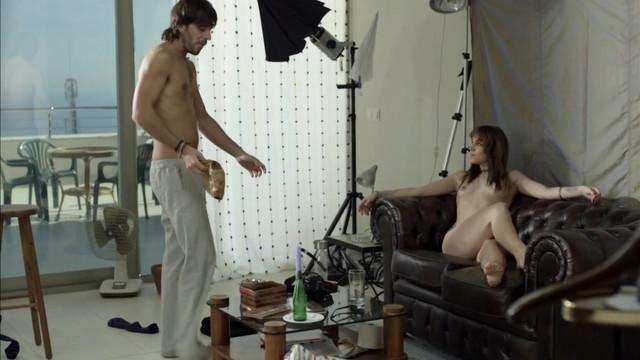 Aura Garrido nude - Crematorio s01e05 (2011)
