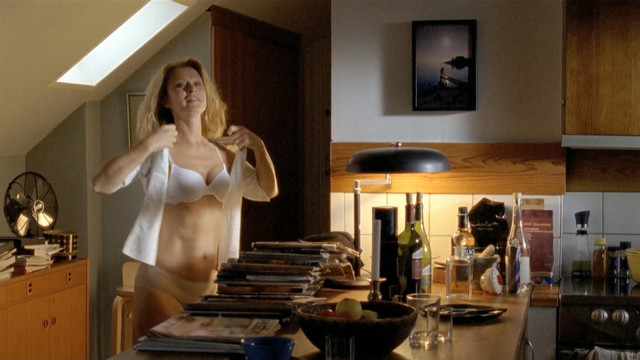 Lena Endre nude - The Girl Who Played with Fire (2009)