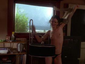 Juliette Lewis nude - Strange Days (1995)