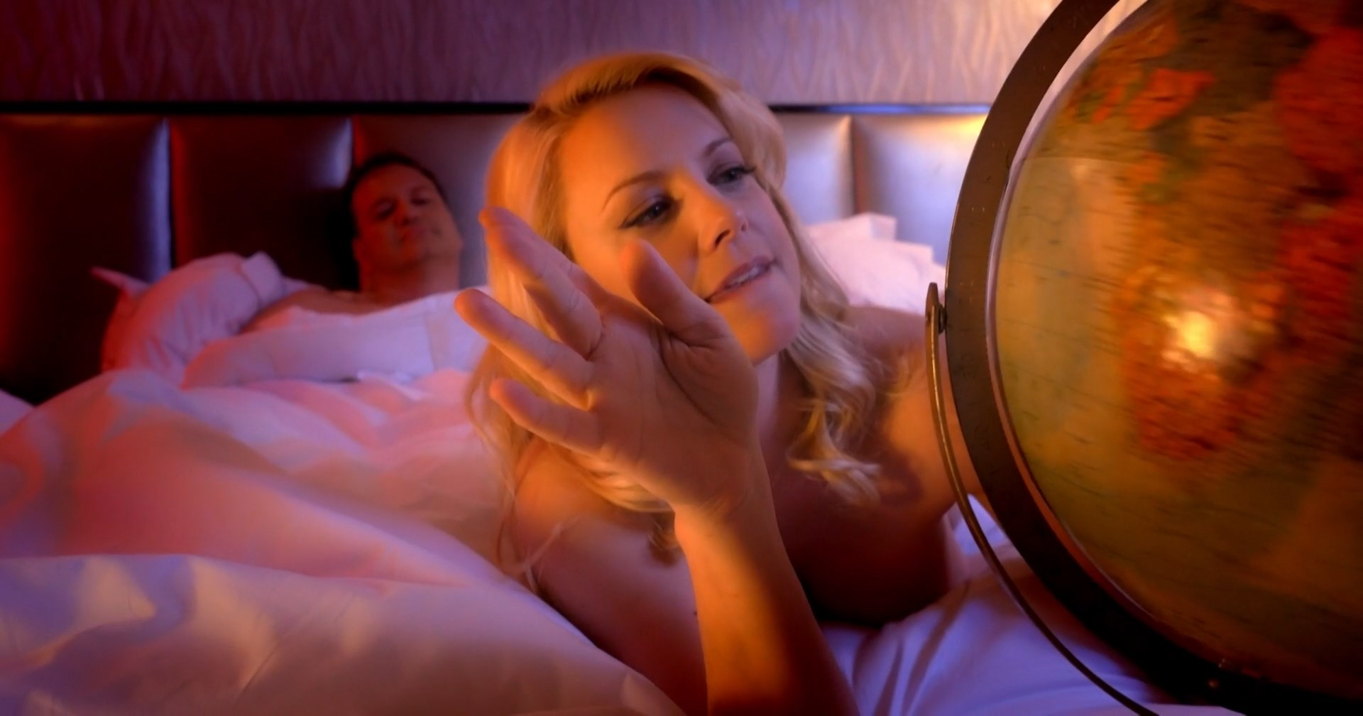 Brittney Powell nude - Trouble Is My Business (2018)