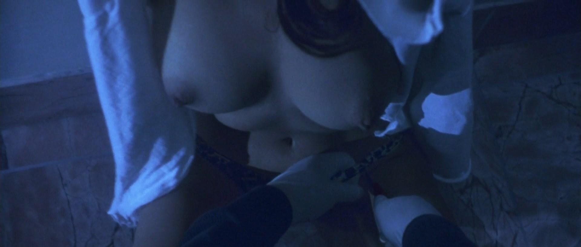 Brigitte Bako nude - Strange Days (1995)