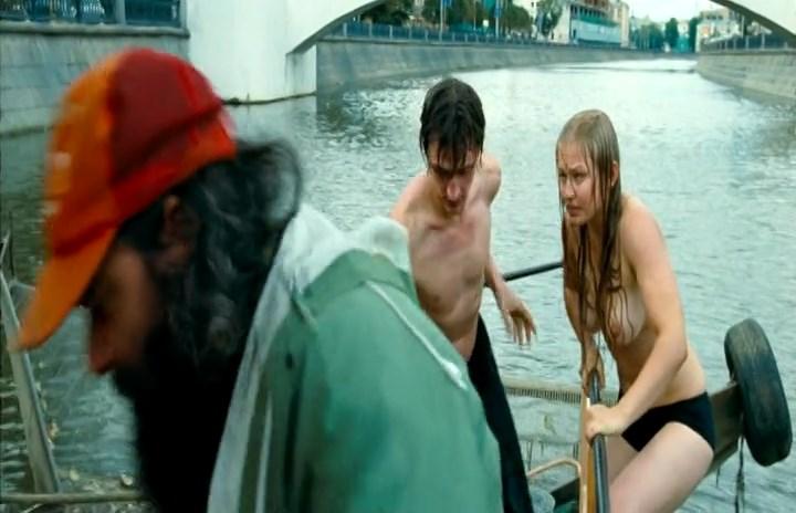 Yuliya Peresild nude - Korotkoe  zamykanie (2009)