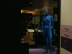 Jennifer Lawrence sexy - X-Men Days of Future Past (2014)