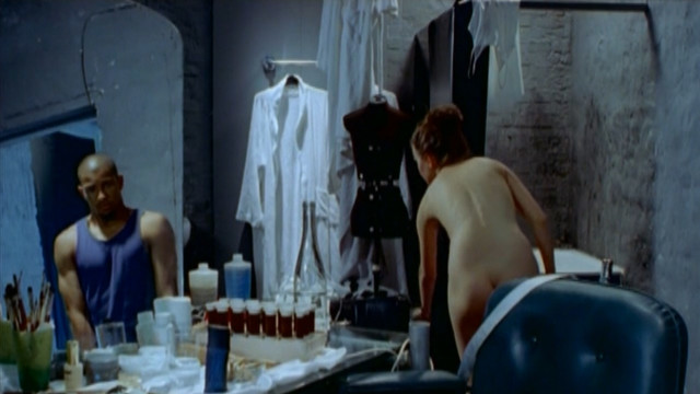 Stefanie Stappenbeck nude - Rosenkavalier (1997)