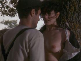 Monica Guerritore nude - La Lupa (1996)