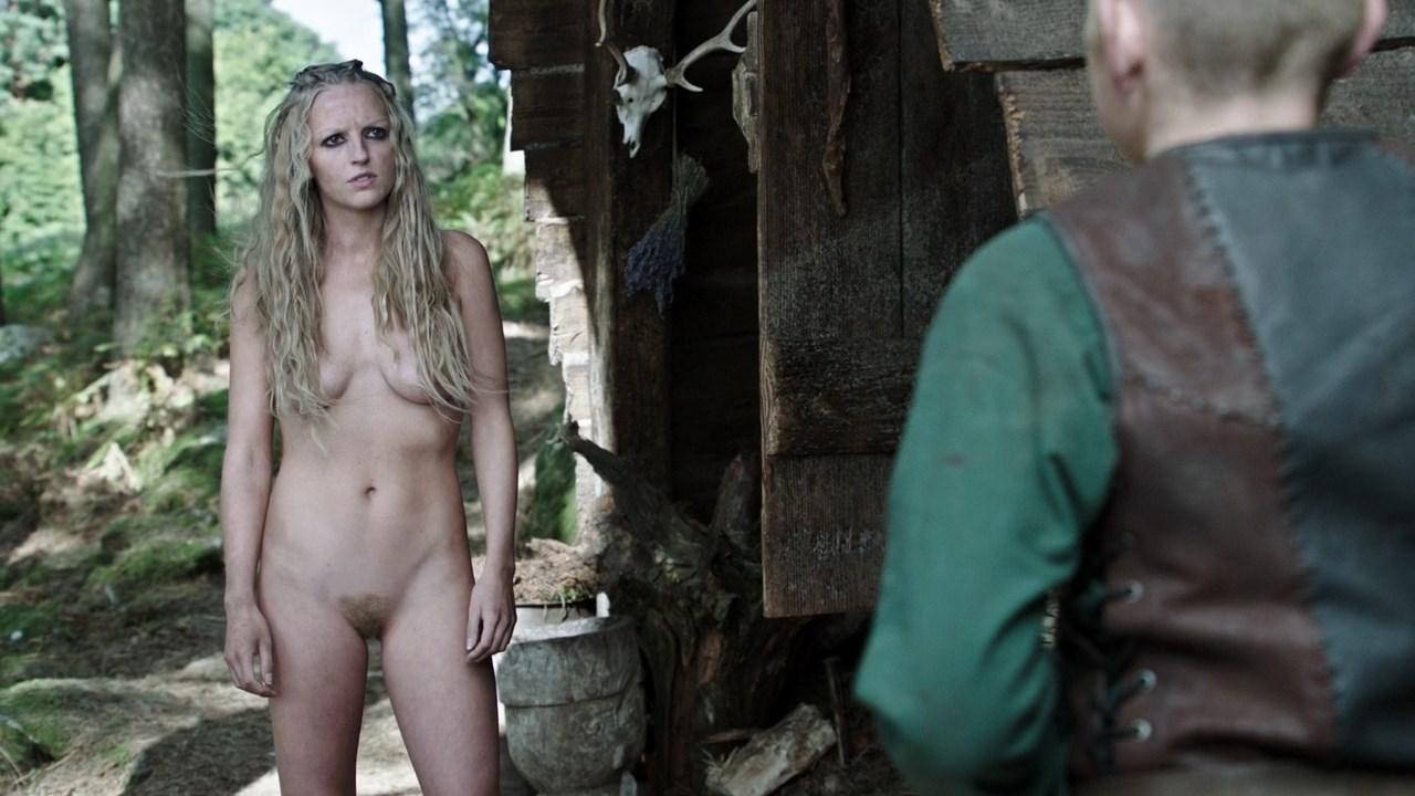 Maude Hirst nude - Vikings s01e05 (2013)