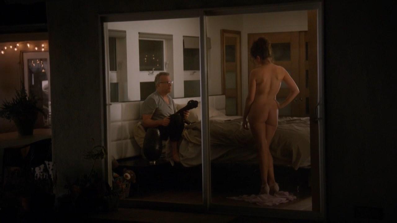 Jenny Slate nude - Married s01e06 (2014)