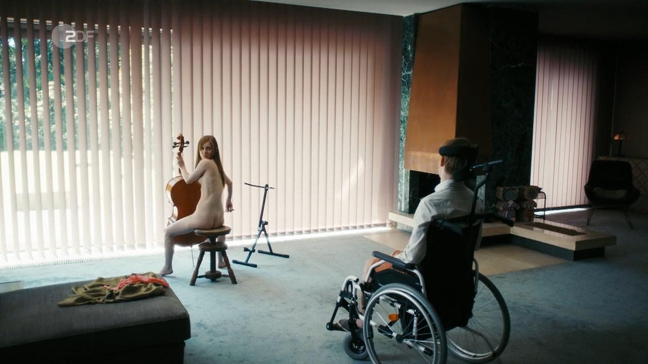 Josefine Preuss nude - Schuld s02e03 (2017)