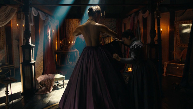 Jasmin Savoy Brown nude - Will s01e08 (2017)