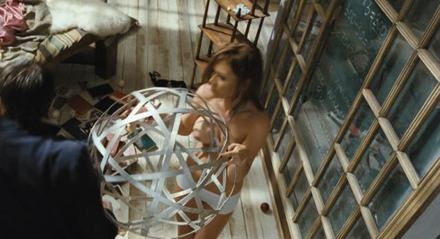 Maria Mashkova nude - Zakrytye prostranstva (2008)