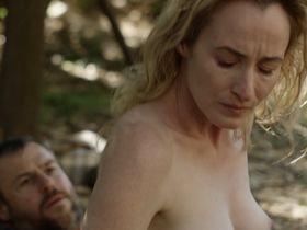 Genevieve O'Reilly nude - Glitch s02e01-03 (2017)