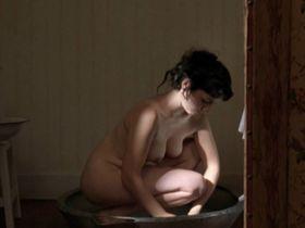 Corinne Bourdon nude - Van Gogh (1991)