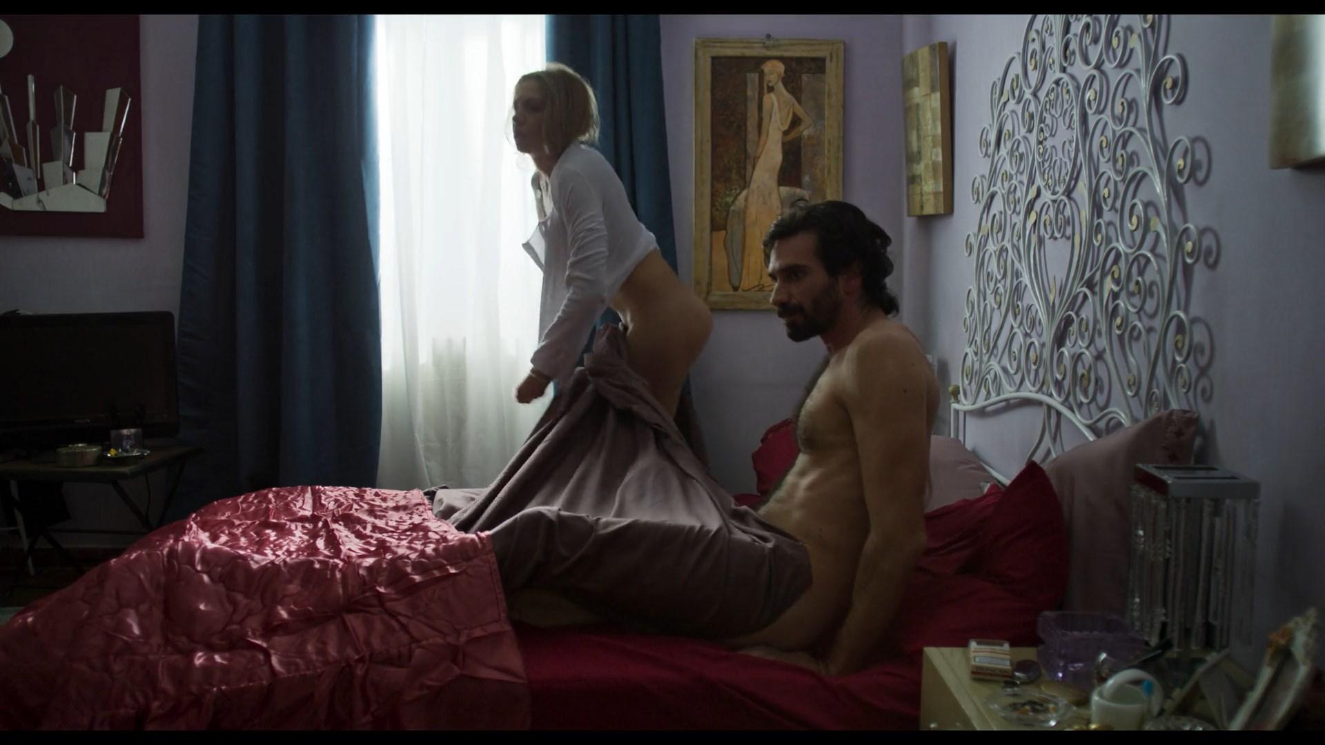Barbara Chichiarelli nude - Suburra la serie s01e06 (2017)