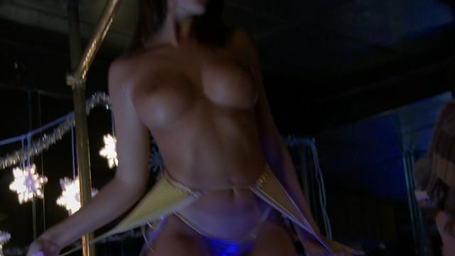 August Ames nude - High Heel Homicide (2017)