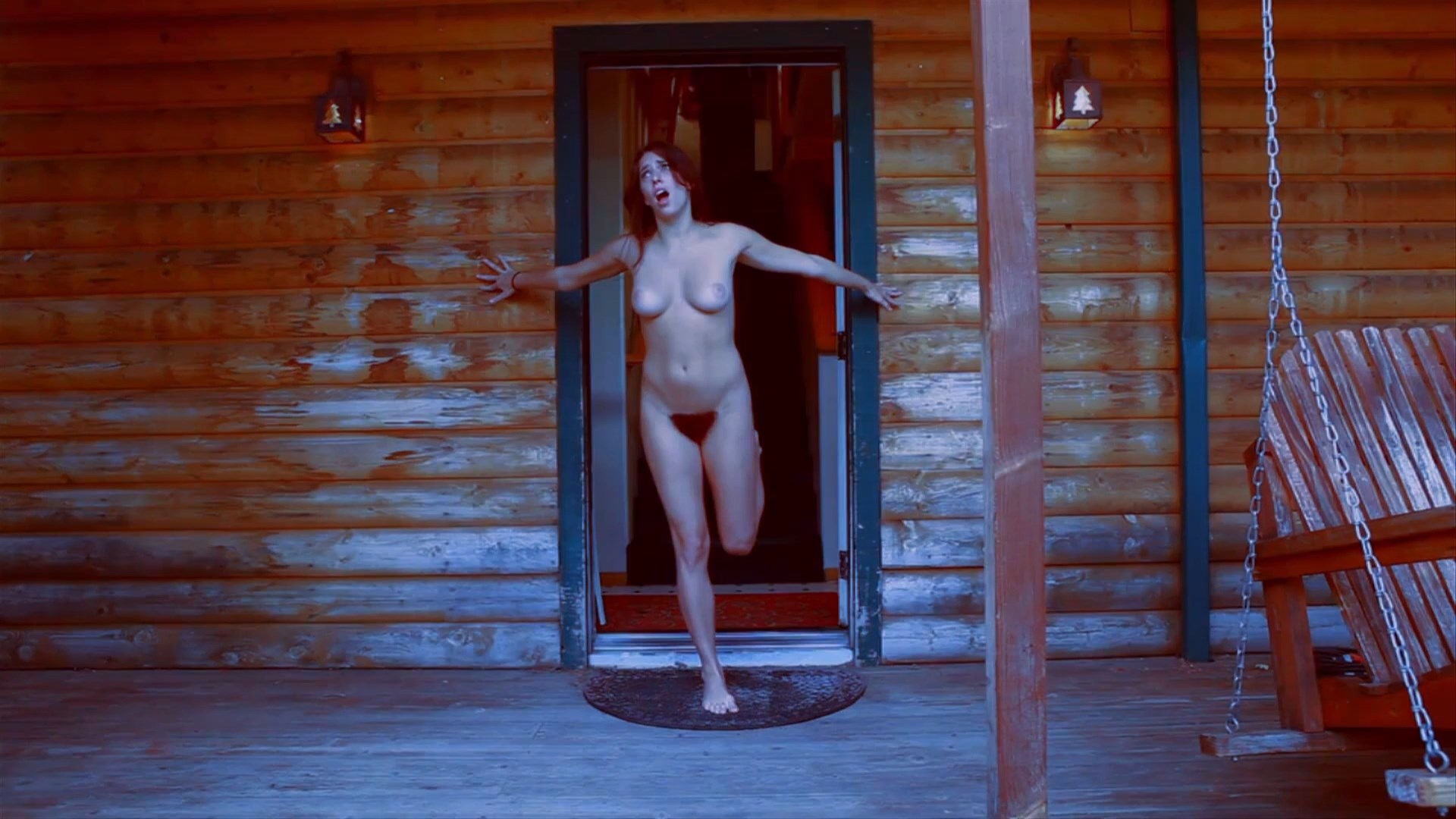 Julianne Tura nude - Bloody Bloody Bible Camp (2012)