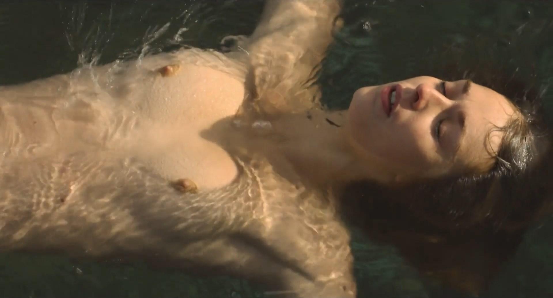 Claire Helene Cahen nude -  lambeaux (2011)