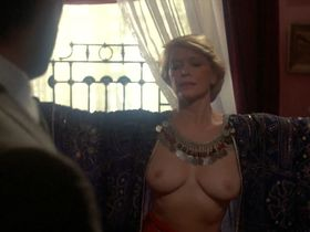 Ellen Burstyn nude - The Ambassador (1984)