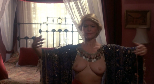 Ellen Burstyn nude - The Ambassador (1984)