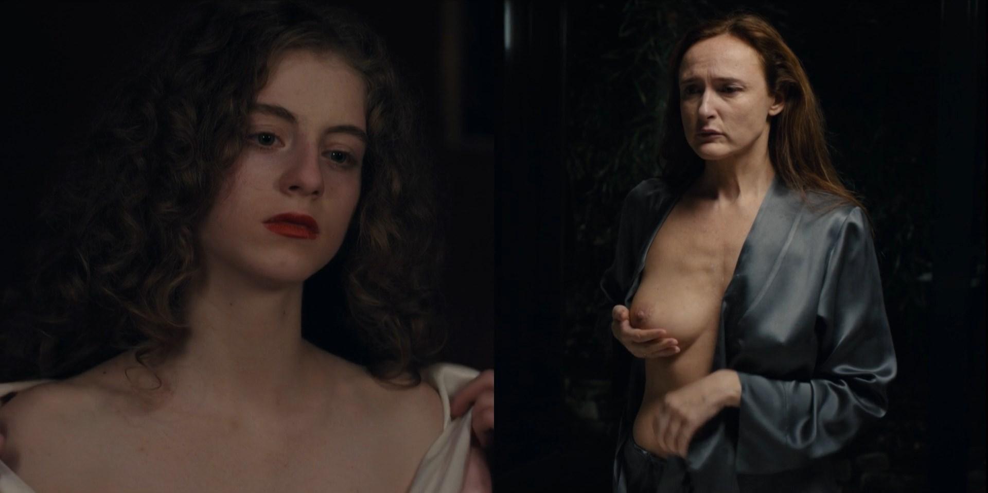 Deborah Kaufmann nude - Dark s01e03 (2017)