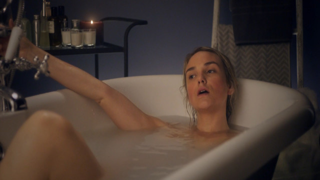 Joanna Vanderham sexy - The Boy with the Topknot (2017)