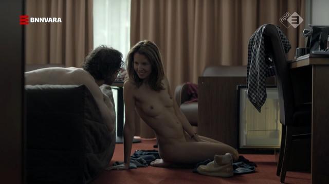 Femke Lakerveld nude  - Van God Los s04e05 (2017)