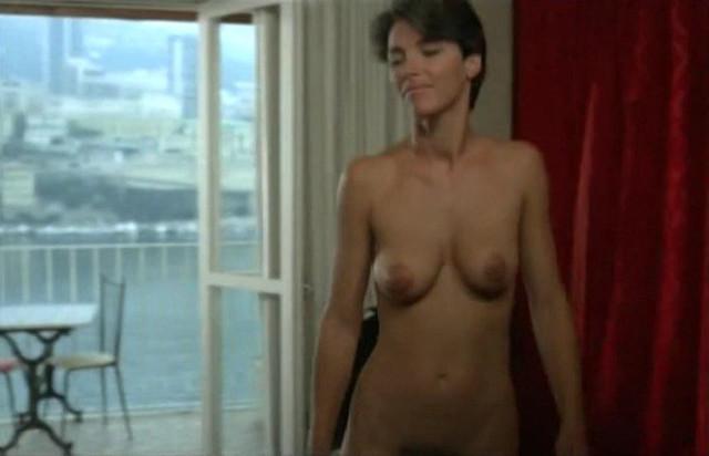 Caroline Berg nude - Le Due vite di Mattia Pascal (1985)
